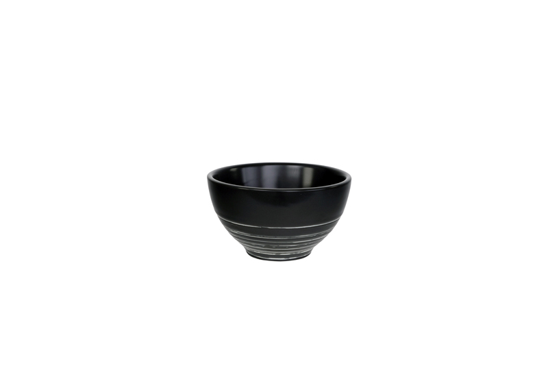 Bowl Black Maru 10 x 5